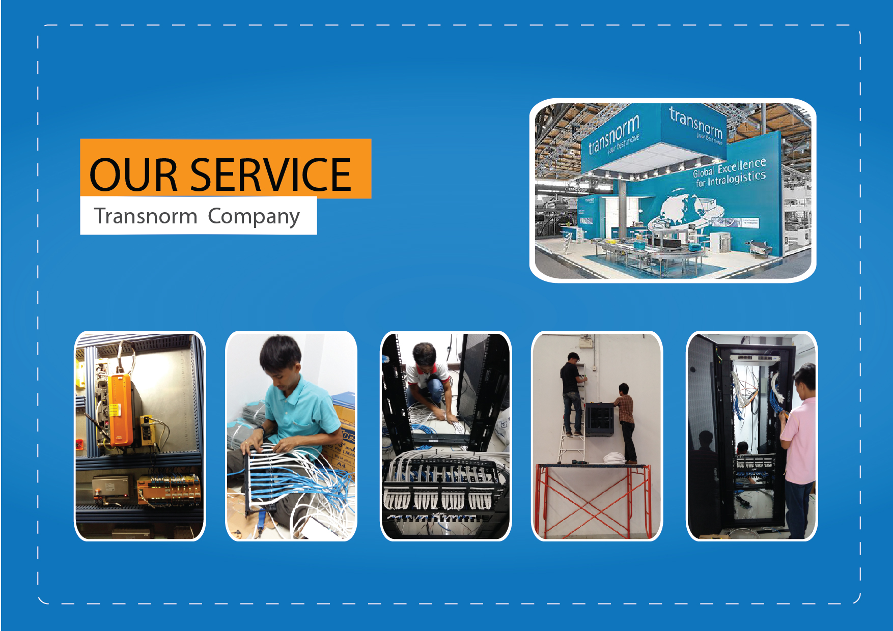 our service transnorm edit a4-01